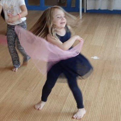 DansLab meisje