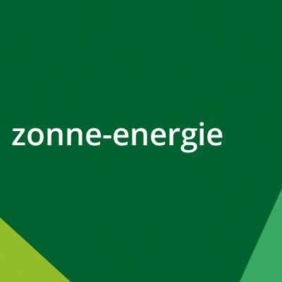 de eester verduurzaamt met zonne-energie