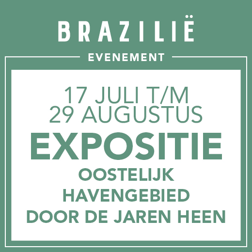 FB-post-Expositie-Oostelijk Havengebied-Brazilië-Amsterdam