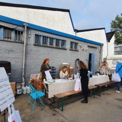 buurtfabriek rommelmarkt